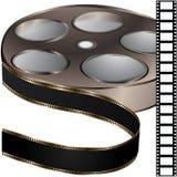 Film reel. Special film reel for your website vector illustration