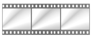 Film reel Stock Image