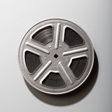 Film reel Royalty Free Stock Images