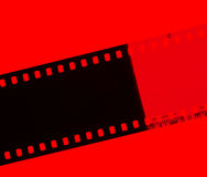 Film reel Royalty Free Stock Photos