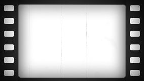 Film Reel White Loop