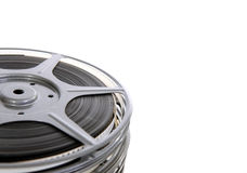 FIlm Reels Stock Photography