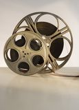 Film reels Stock Photo
