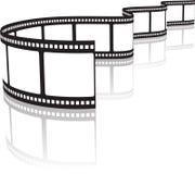 film remsan Arkivbilder