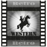 film retro Zdjęcie Royalty Free