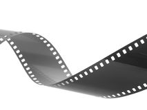 Film Roll Royalty Free Stock Photo