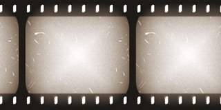 Film Roll. Clip Art Faded and Old Stock Images