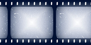 Film Roll. Clip Art Faded and Old Royalty Free Stock Images