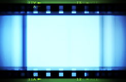 Film roll background Royalty Free Stock Photography