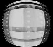 Film roll background Stock Photos