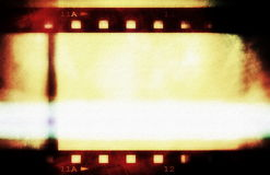 Film roll background and texture Royalty Free Stock Photo