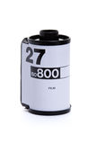 Film roll Stock Image