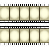 Film Roll Illustration. A fully scalable vector illustration of two rolls of film vector illustration