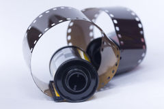 Film rolles Stock Photos