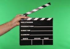 Film-Scharnierventil Stockfoto