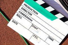 Film Schiefer Lizenzfreie Stockbilder