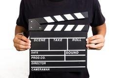 Film Schiefer lizenzfreies stockfoto