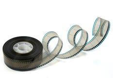 Film-Schlussteil, der 2. 35mm Stockfotos
