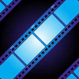 Film seamless texture Stock Image