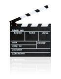 Film Slate Stock Image
