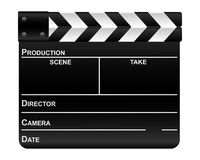 Film slate 2 Royalty Free Stock Photo