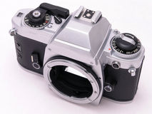 Film SLR camera 1 Stock Image