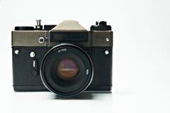 Film SLR camera Royalty Free Stock Photo