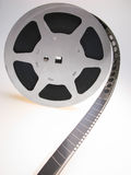 Film spools Royalty Free Stock Images