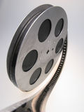 Film spools Royalty Free Stock Image