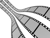 Film-Streifen 13 Lizenzfreies Stockfoto