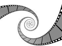 Film-Streifen 18 Stockbild