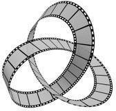 Film-Streifen Stockbild