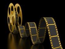 Film-Streifen Lizenzfreie Abbildung