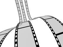 Film-Streifen 4 Lizenzfreies Stockfoto