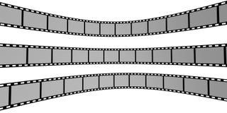 Film-Streifen 5 Lizenzfreies Stockbild