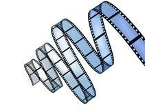 Film Strip. Stock Image