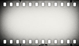 Film strip. Old grunge film strip background Royalty Free Stock Photos