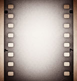Film strip. Old grunge film strip background Royalty Free Stock Photography