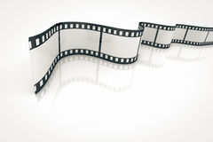 Film strip. An image of a nice film strip background Stock Photo