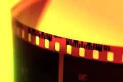 Film Strip 3 Royalty Free Stock Photography