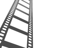 Film strip. Ready to be customized Stock Photography