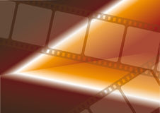 Film strip Royalty Free Stock Photos