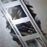 Film strip Royalty Free Stock Photos