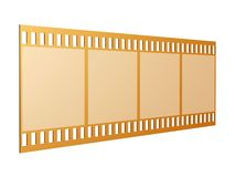 Free Film Strip Stock Photography - 8588562
