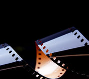 Film Strip Abstract Stock Images