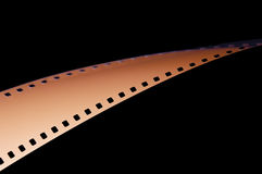 Film Strip Abstract Royalty Free Stock Photo