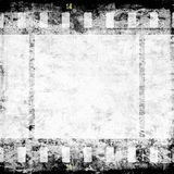 Film strip background. Grunge style Stock Image