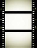 Film strip background. 35 mm film strip background, texture Stock Image