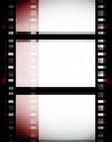 Film strip background Royalty Free Stock Images