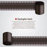 Film Strip background Stock Photos